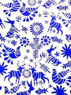 patrones de bordado otomí - Buscar con Google