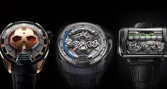 A Watch Like No Other: HYT | Sharp Magazine