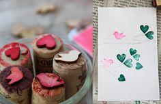14 projetos de faça-você-mesma com rolhas. +2dicas - dcoracao.com - blog de decoração e tutorial diy