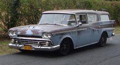 1959 AMC Rambler Ramshackle Rambler
