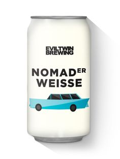Nomader weisse - Evil Twin Brewing