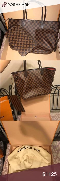 2 0 1 8 Authentic NeverFull❤ 2 0 1 8 Authentic NeverFull❤ . Me BagSignLouis  VuittonDust BagShoulder ... ccaf03d09ba0f