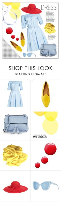 """""""Spring Trend"""" by mariarty ❤ liked on Polyvore featuring HUGO, Le Monde Beryl, KC Jagger, Topshop, Magid and Prism"""