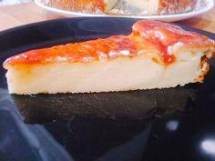 Tarta de queso sin gluten, sin lactosa , sin fructosa ni sorbitol