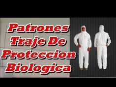 💢☣Patrones de Traje de Protección Biológica☣💢 - YouTube Easy Face Masks, Diy Face Mask, Suit Pattern, Diy Mask, Kids And Parenting, Youtube, Joggers, Sewing Patterns, Medical