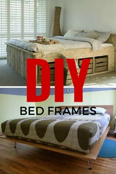 Make your own bed with some easy DIY projects. Here are 15 ideas to try - BobVila.com
