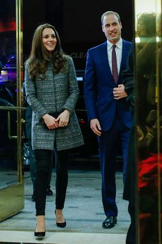 William and Kate's Royal Tour of New York