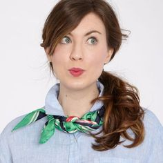 The Joules Journal | Silk Scarves