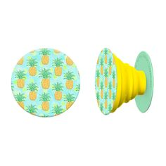 Patterns Pineapple Single PopSocket - PopSocketsUK
