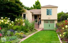 Carriage House Garage Doors - traditional - garage doors - san francisco - by Real Carriage Door Company