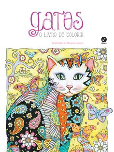 Compare Price 68 Page Cat City Coloring Book For adults children livro livre libros livros antistress Drawing Secret Garden Colouring Book Secret Garden Coloring Book, Adult Coloring, Coloring Books, Coloring Pages, Coloring Stuff, Galera Record, Anti Stress Coloring Book, Cat City, Printable Coloring