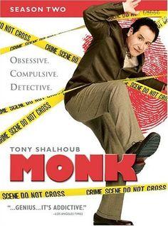 Monk (TV Series 2002-2009)
