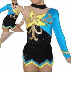 RG Competition Rhythmic Gymnastics Leotard RSG Anzug Contortion Acrobatics Suit | eBay