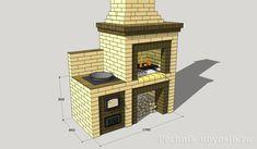 Проекты барбекю мангалов из кирпича с казаном в беседке   Печных дел Мастер Bbq Grill, Grilling, Fireplaces, Home Decor, Diy Outdoor Fireplace, Bar Grill, Fireplace Set, Fire Places, Decoration Home
