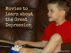 Kit: Movies to learn about the Great Depression