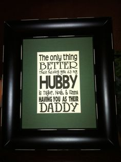 Romantic Father's Day @ http://theworstestmommy.blogspot.com/2012/05/romantic-fathers-day.html