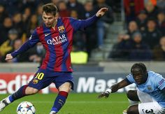 Manchester City would have eliminated Barcelona if they had Messi, says Pulis