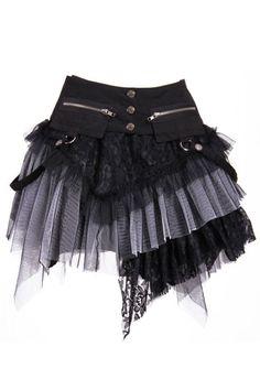 cool Steampunk by http://www.polyvorebydana.us/gothic-fashion/steampunk/