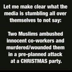 #importmorechristians  #noshariahere cansaveyou #wakeupamerica #religionofterror #islamic