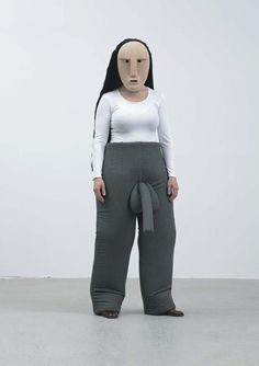 Wiebke Siem – Maskenkostüm, 2001