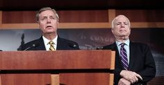 Senators McCain and Graham Push for New Conflict with Russia - http://conservativeread.com/senators-mccain-and-graham-push-for-new-conflict-with-russia/