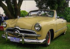 1949 Ford Convertible..Re-pin brought to you by agents of #Carinsurance at #Houseofinsurance in Eugene, Oregon