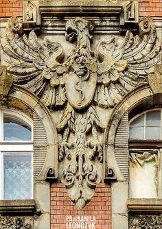 """Under the Eagle House"" Zabrze - Poland"