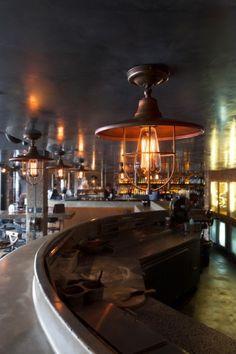 Criniti's Restaurant, Sydney, Australia designed by Il Fanale Restaurant Lounge, Restaurant Branding, Interiordesign, Interior S, Sydney Australia, Lighting Design, Retail, Rustic, Lights