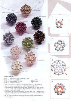 Beaded Beads Tutorial