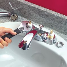 We'll take the mystery out of cartridge-type faucets and show you how to fix them yourself. Regardless of where the faucet is leaking, you can make the DIY repair by following the steps in this story. It doesn't take any plumbing expertise, and it'll finally put an end to that annoying leak.