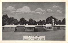 Joy's Motel in Maryville, Tennessee