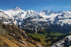 Swiss Alps - [3936x2613] - [OC] shared by Berenicids via...