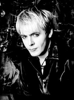 Nick Rhodes Clothes