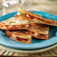 Have you ever tried ham and Cheese Quesadillas with Mr. Mozzie's lekker ham?