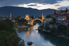Puente de Mostar, Bosnia y Herzegovina
