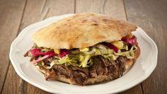 طريقة عمل الشاورما السوري - Syrian shawarma recipe