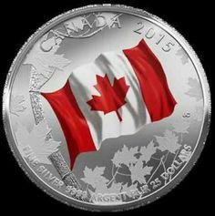 50 ème anniversaire du drapeau du Canada