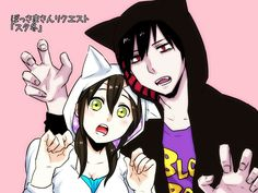 Blood Lad Staz x Fuyumi