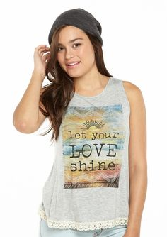 Let Your Love Shine Tank