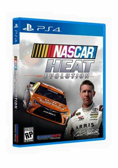 nascar heat evolution qualifying