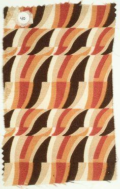 Textile sample  Josef Hoffmann  (Austrian, Pirnitz 1870–1956 Vienna)    Manufacturer:      Wiener Werkstätte  Date:      ca. 1920