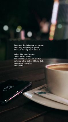 "IHM - ""Didalam diri sudah ada yang mengatur""... Allah SWT yang mengatur  kehidupan hambanya.. Quotes Rindu, Typed Quotes, Story Quotes, Tumblr Quotes, Text Quotes, Quran Quotes, People Quotes, Poetry Quotes, Daily Quotes"