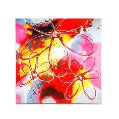 Cuadro Flores - CONCEPTS #decoracion #casa #floral #cossy #colores