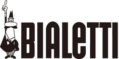 Bialetti logo image: Alfonso Bialetti was an engineer who became famous for acquiring Luigi De Ponti's invention of the simple yet elegantly designed Moka Express coffeemaker.