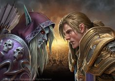 Get ready to choose sides all over again, as the Alliance/Horde conflict will be reignited this summer in World of Warcraft: Battle for Azeroth. World Of Warcraft, Warcraft Art, Warcraft Legion, Arms Warrior, Ems World, Sylvanas Windrunner, Medieval, Tomb Raider Cosplay, Cinematic Trailer