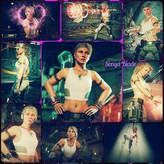 Sonya Blade, Mortal Kombat Games, Videogames, Video Games, Video Game
