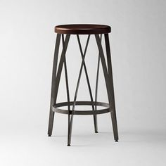 Stools for our kitchen island Ribbon Bar Stool + Counter Stool | west elm