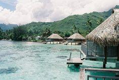 Overview - Hilton Moorea Lagoon Resort