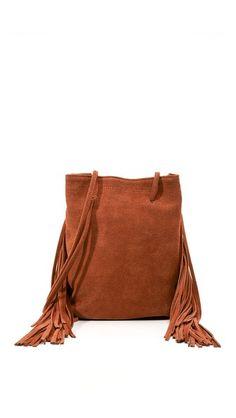 166d60a94bc5 Monserat De Lucca Noe Petite Fringe Cross Body Bag Fringe Crossbody Bag