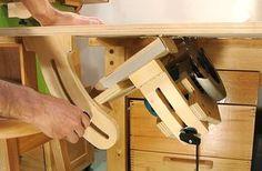 Homemade table saw build